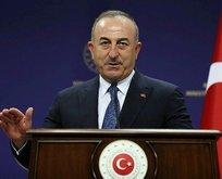 Bakan Çavuşoğlu'ndan dikkat çeken mesaj