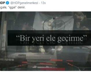 HDP'den Barış Pınarı Harekatı hakkında küstah açıklama!