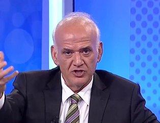 Ahmet Çakar futbol gündemini değerlendirdi