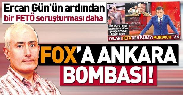 FOX'ta bu kez Ankara bombası!