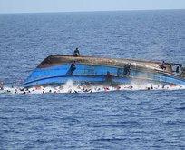 Akdeniz'de göçmen faciası: 250 ölü