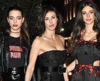 Samyeli'nin kızları estetik harikası! 23 ve 16 yaşındalar ama...
