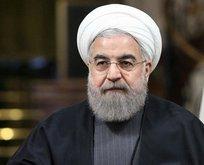 Ruhani'den flaş açıklama: İran bombalansa bile...