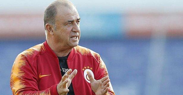 Galatasaray'ın başkanı Terim'dir