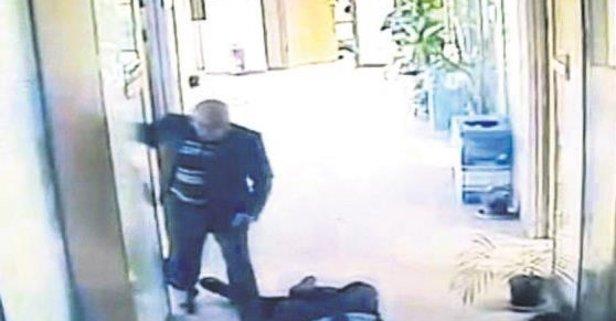 Belediyede çifte infaz