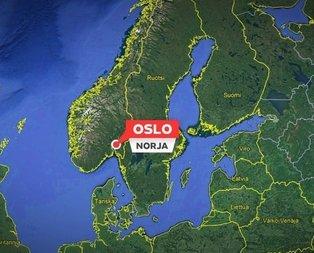 Norveç'te okula saldırı! Yaralılar var