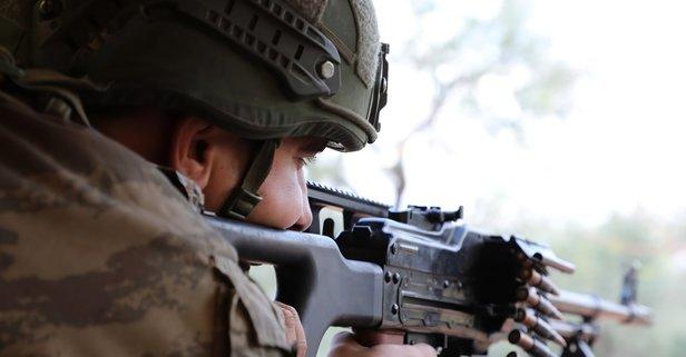 2 PKK'lı terörist artık yok