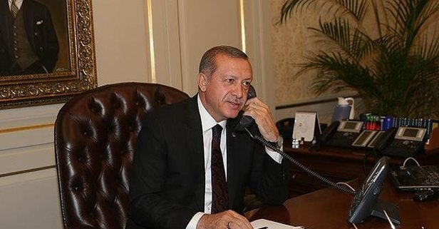 Başkan Erdoğan'dan Sultanlara tebrik