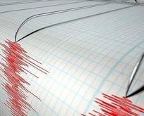 O ülkede korkutandeprem