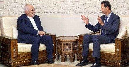 İran Dışişleri Bakanı Zarif: Esed ile görüştüm raporu Erdoğan'a sunacağım