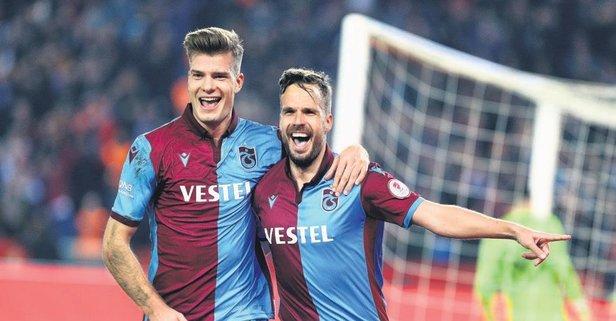 En kıymetlileri Trabzonspor'da