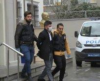 İstanbul'da utandıran görüntü; Gözaltına alınan kişi adliyeye sevk edildi