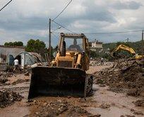 Yunanistan'da sel felaketi: 5 kişi hayatını kaybetti!