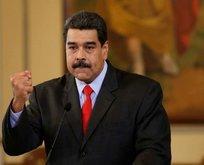 ABD'den Maduro kararı! Hedefte oğlu var