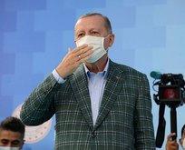 Erdoğan'ın KKTC ziyareti için Yunan'dan korku manşetleri