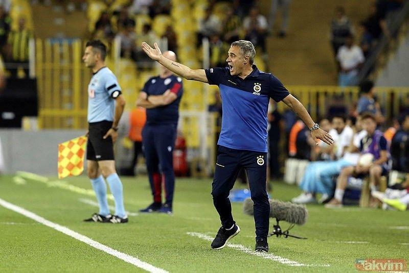 Fenerbahçe'de Ersun Yanal istifadan döndü! Yanal ve yönetim transfer için karşı karşıya geldi