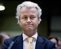 Başkan Erdoğan'a hakaret eden Wilders'a soruşturma!