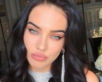 Adriana Limanın tahtına göz diken Rus güzel; Dasha Kina