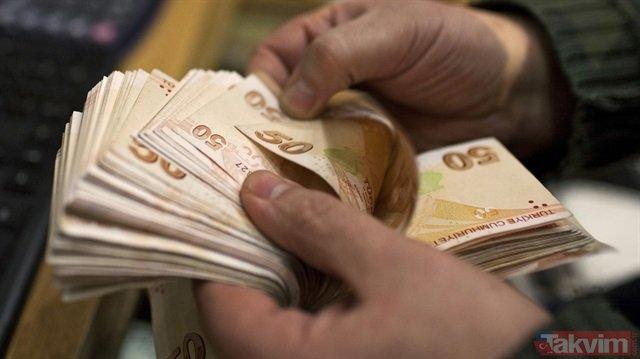 2019'da kim ne kadar maaş alacak? Zamlı memur maaşları ne kadar oldu?
