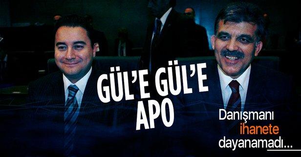 Abdullah Gül'ü en yakını terketti