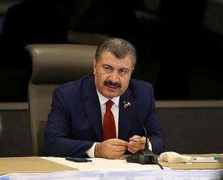 Koronavirüste son durum: Sağlık Bakanı Fahrettin Koca 16 Eylül vaka ve vefat sayılarını duyurdu