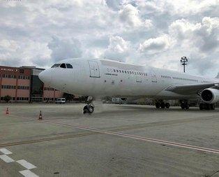 Sahibinden satılık yolcu uçağı! Pazarlık ve takas yok