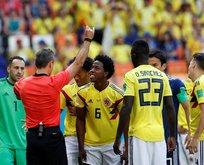 Dünya Kupasında bir ilk!