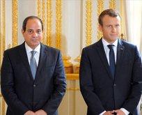 Fransa'dan skandal Libya adımı!