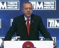 Erdoğan'dan Doğu Akdeniz mesajı: Avucunuzu yalarsınız