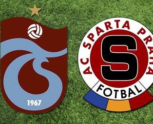Trabzonspor Sparta Prag maçı ne zaman, saat kaçta? 2019 TS Sparta Prag maçı hangi kanalda?