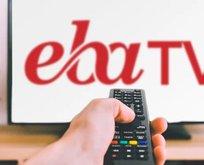 TRT EBA TV canlı izle: Canlı yayın ve ders programı!
