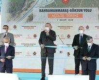 Erdoğan'dan açılış töreninde önemli açıklamalar