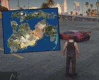 GTA 6 ne zaman geliyor? Devasa harita heyecanlandırdı