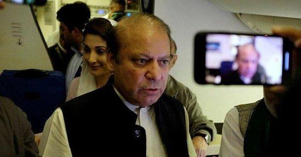 Nawaz Sharif ve kızı tutuklandı