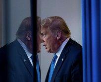 ABD'de kriz büyüyor! Trump'tan flaş açıklama