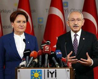 CHP-İyi Parti ittifakı Fındıklı'da dağıldı