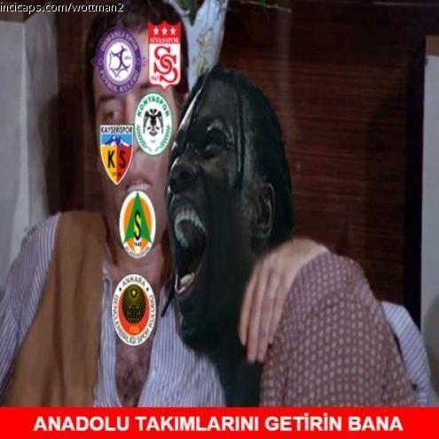 Beşiktaş-Galatasaray maçı Caps'leri