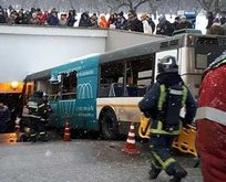Rusya'da otobüs yaya alt geçidine girdi!