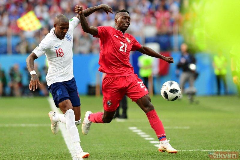 İngiltereden Panamaya yarım düzine gol