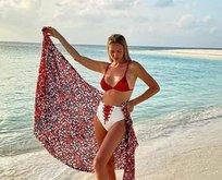 Maldivler'de bir rüya