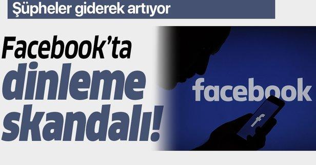 Facebook Messenger'da 'dinleme' skandalı