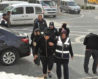 Konya'da evli çifte fuhuş operasyonu!