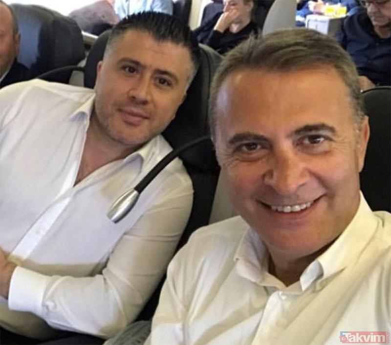 Beşiktaş transfer bombasını patlatıyor! İlk görüşme gerçekleşti