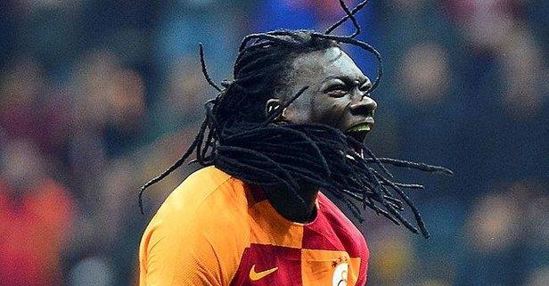 En golcü Fransız Gomis