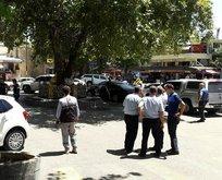 Şanlıurfa'da canlı bomba paniği