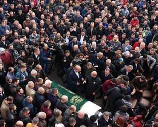 Silahlı saldırıda hayatını kaybeden Abdullah Karacana son görev!