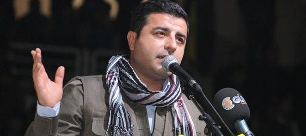 Demirtaş'tan ikinci 6-7 Ekim provokasyonu