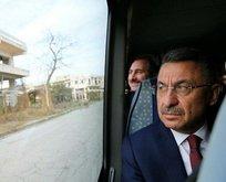 Fuat Oktay'dan KıbrısRum Yönetimi'ne net mesaj!