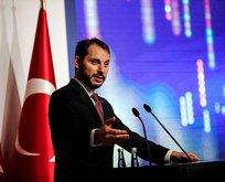 Bakan Albayrak'tan yatırım zirvesi