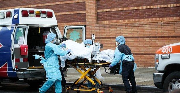 ABD'de koronavirüs ölümleri durdurulamıyor